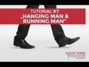 JustSomeMotion JSM Tutorial 7 Hanging Man Running Man neoswing