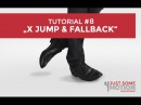 JustSomeMotion JSM Tutorial 8 X Jump Fall Back mit Sophia Thomalla