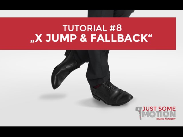 JustSomeMotion (JSM) -Tutorial 8- X Jump Fall Back mit Sophia Thomalla