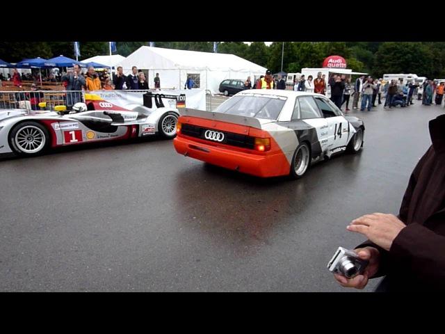 IMSA GTO,Audi 200 quattro TransAm,Audi V8 quattro DTM,Audi A4 Supertouring quattro