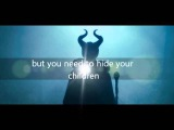 maleficent is a hidden message to the N.W.O