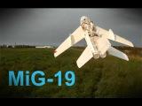 Радиоуправляемая модель. Постройка и пробный полет. Модель самолета МиГ-19