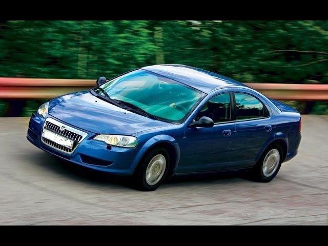 Модели Волги не пошедшие в серию ГАЗ 3115 ГАЗ 3105 ГАЗ 3111 и Волга Сайбер