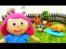 Kızoyunları ve çizgi film oyuncakları – Smarta ve sihirli çantası. Hayvanat bahçesinde macera!