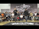 Popping Open Judge Solo Hoan & Jaygee  l FUNKY STEP vol.5