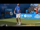 Janko Tipsarevic vs Marin Cilic Queen's Club 2016 Highlights