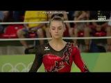 Pauline Schaefer GER Qual Fx Olympics Rio 2016
