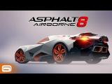 Asphalt 8 под русский реп супер трейлер rus rep bass New Trailer 2017