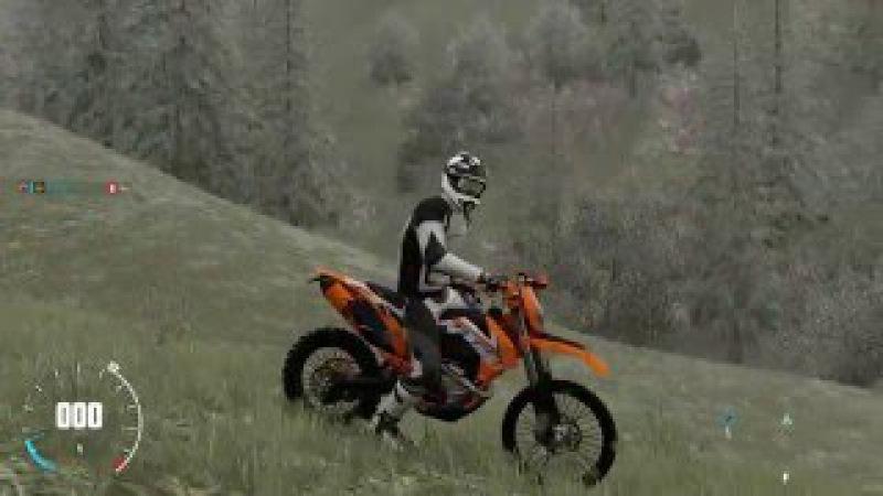 The Crew Wild Run (PS4) Ride is Life (Motocross montage)