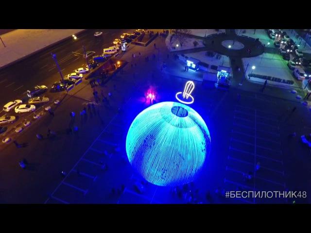 Москва, Поклонная Гора - аэросъёмка Moscow, Poklonnaya Gora - aerial photography