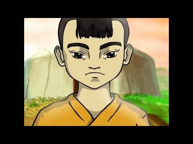 Мультфильм о войне Сильные духом - крепче стены