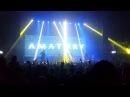 AMATORY Белый шум live in Известия Hall 15 04 2016