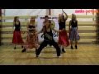 Loredana groza - Satra in asfinit ( gypsy song) Zumba Choreography by Lucia Meresova HD ready