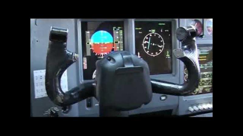 Airliner Ilyushin IL-114-100 Авиалайнер Ильюшин Ил-114-100