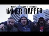 Maho47 feat. Qarma & Ercandize - Immer Rapper (prod. by Beli)