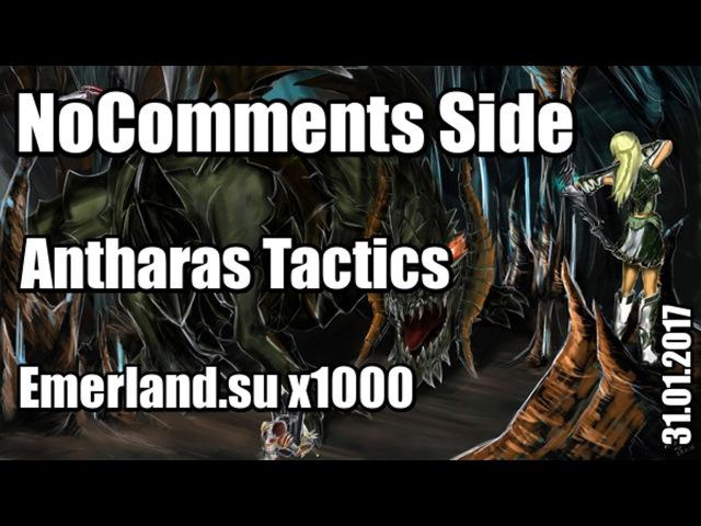 Antharas Tactics