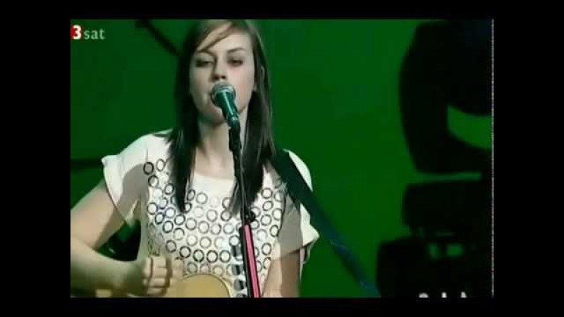 Amy Macdonald - A Wish For Something More - Live AVO Session 2008