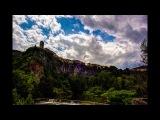 Castellfullit de la Roca timelapse
