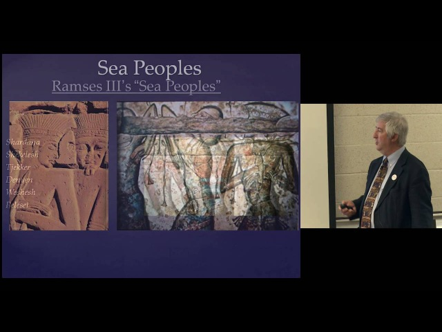 1177 BC The Year Civilization Collapsed (Eric Cline, PhD)