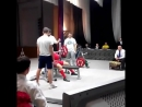 Виктор Малеев, жим лёжа 112,5 кг