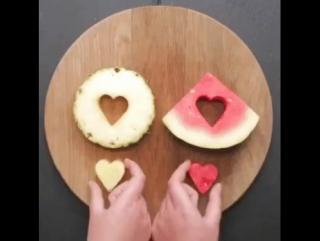 Вкусные Валентинки