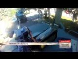 Военные автоинспекторы отразили нападение «террористов» на свой пост