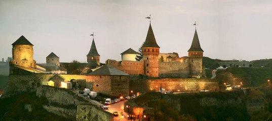 ТОП-5 замків в Україні ecab9ccf07150