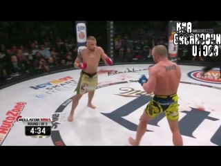 Paul Bradley vs. Chris Honeycutt / Пол Брэдли - Крис Ханикатт