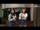 · Radio Cut · 160408 · OH MY GIRL Moon of Seoul Kim Gunmo cover · MBC Standard FM Park Jung Ah's Moonlight Paradise Radi