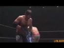 NJPW Back to the Yokohama Arena 2014 | ЭйДжей Стайлз (ч) пр. Казучики Окады (матч за чемпионство IWGP в тяжелом весе)
