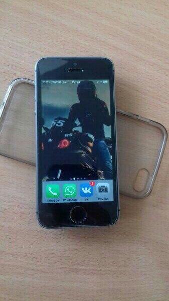 Всім Привіт. Продаю IPhone 5s Стан ідеал, комплект не повний. Не пад
