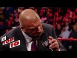 Топ-10 моментов с RAW 20.03.2017