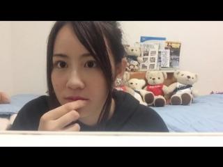 20161017 Showroom Nishimura Nanako