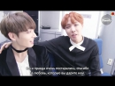 RUS SUB BANGTAN BOMB Message to A R M Y as '피 땀 눈믈 Blood Sweat Tears ' last day