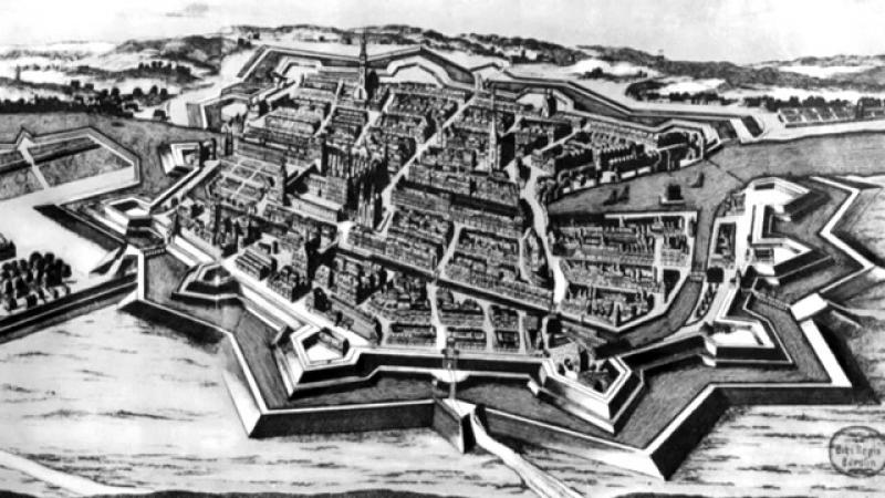 География глобального мира до ядерной войны на примере античной архитектуры