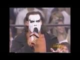 WCW Nitro 23899 - Sting promo...