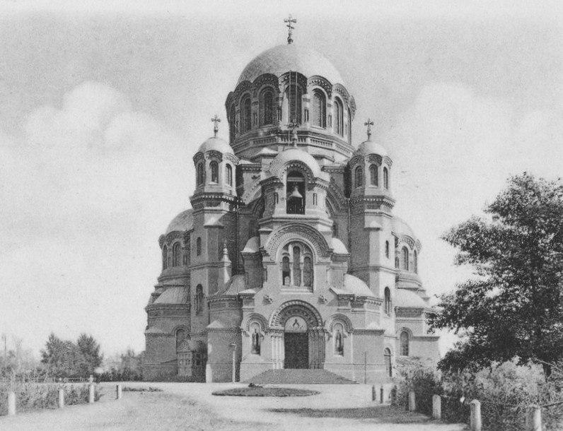 Никольский собор г. Оренбурга