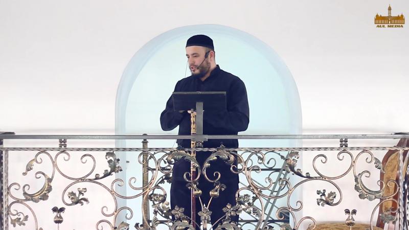 Анзор: Пайхамара (صلي الله عليه وسلم) шен хьадисехь хьахьийна кхоъ хlума 10.03.2017 год.