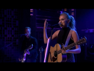 Kelsea Ballerini - Yeah Boy (Live on The Tonight Show with Jimmy Fallon 2017)