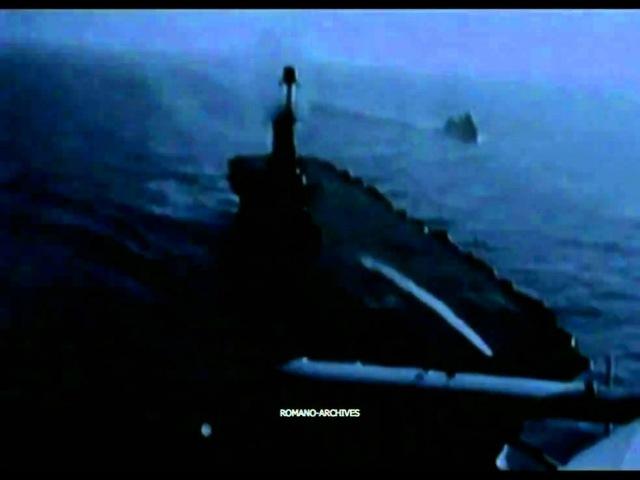 1940 Italian Fleet in Taranto Attacked by the RAF Swordfishes (HD)