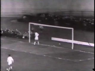 Champions Cup 1956 Final Real Madrid CF - Stade De Reims 4:3 (2:2)| History Porn
