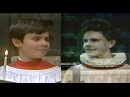 Video: Lonely choirboy, not expecting mum and dad, lets ghost boy sing solo so he can be at peace