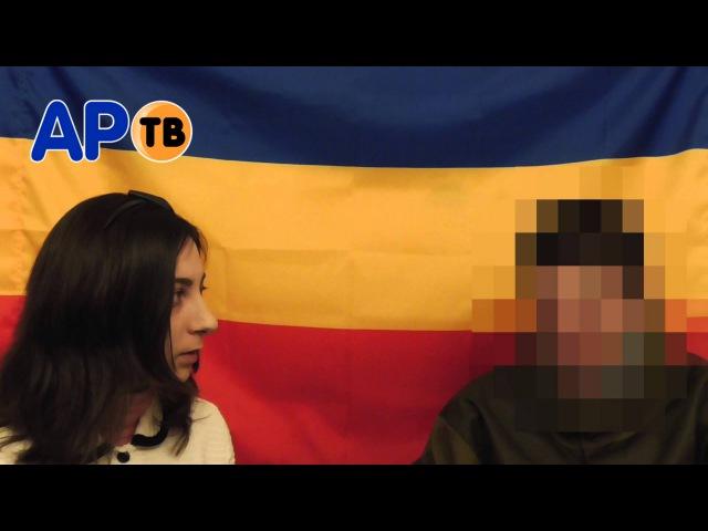 Интервью с очевидцем происходившего в Петровском 30 марта