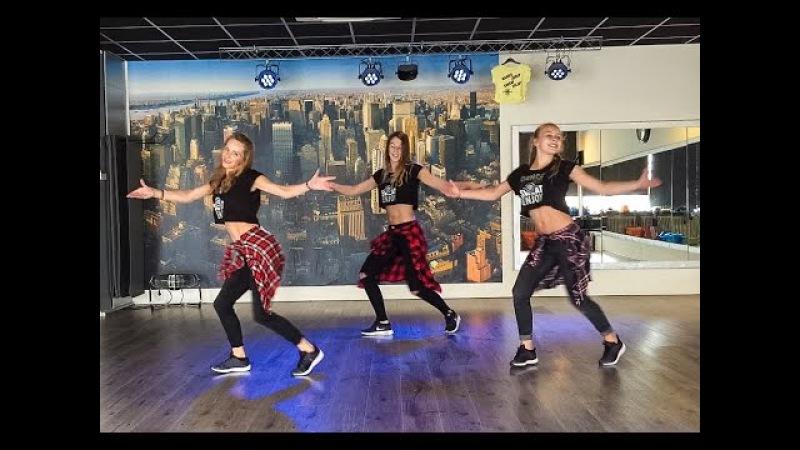 La Bicicleta - Shakira Carlos Vives - Easy Fitness Dance Choreography