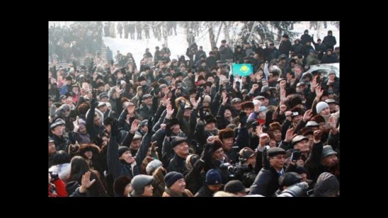 Феминистический митинг. Алматы. (08.03.17)