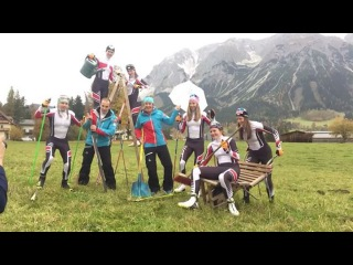 Instagram video by X-Country Skiing Team Ladies🇦🇹 • Oct 25, 2016 at 2:32pm UTC
