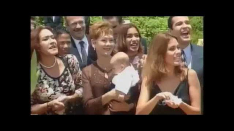 Фан Клип сериал Луиза Фернанда и Три мои сестры свадебная песня белое платье