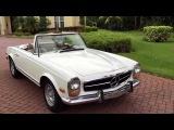 Sold - 1969 Mercedes-Benz 280SL