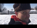 Семён Фролов на съёмках нового музыкального блокбастера