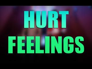 Flight of the Conchords - Hurt feelings (Tears of a rapper)